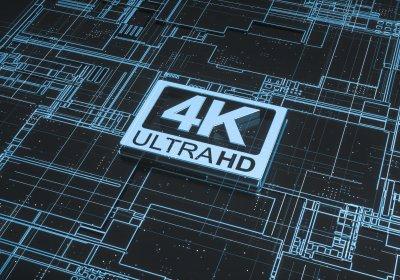 4K Hikvision Videoüberwachung