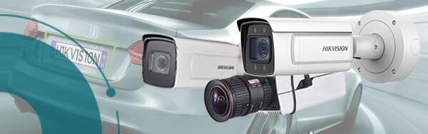 ANPR Kameras Hikvision