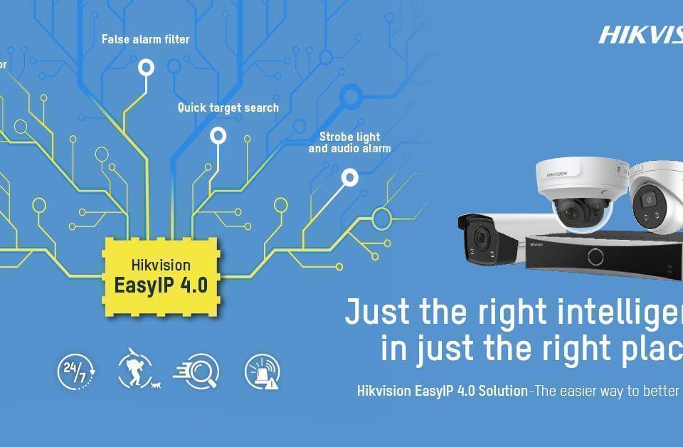 Videoüberwachung mit EasyIP 4.0