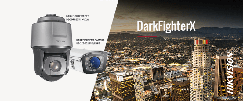 Hikvision DarkfighterX Serie