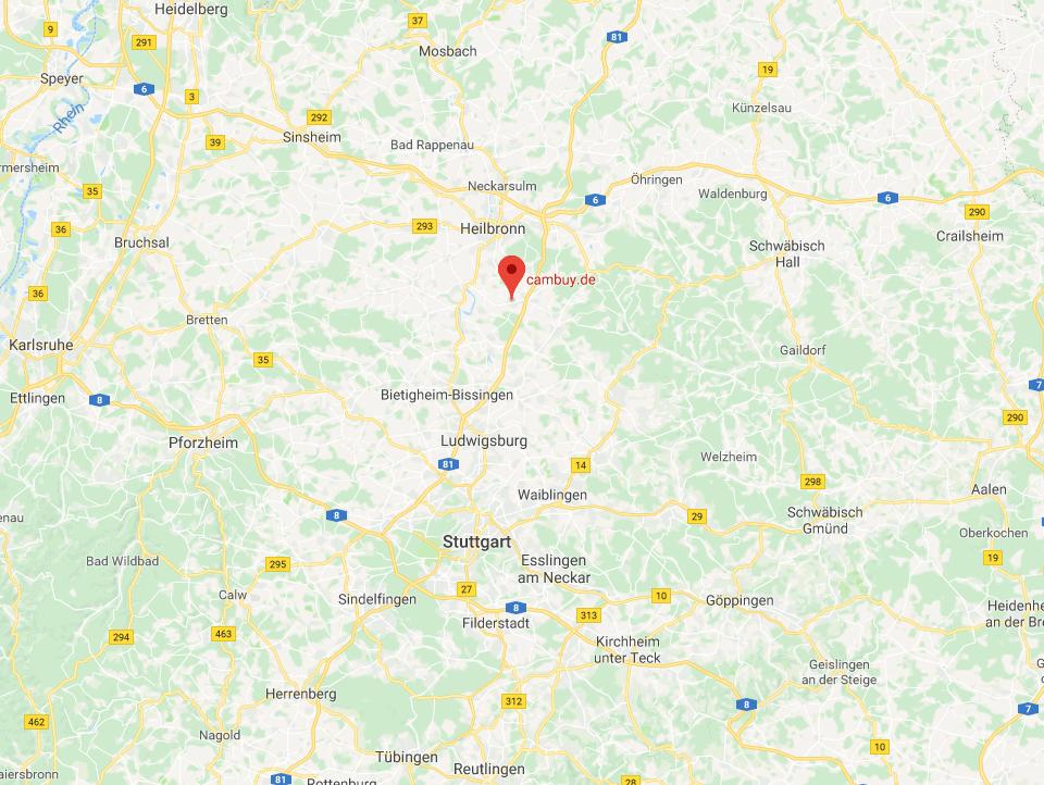 Sicherheitstechnik aus dem Raum Heilbronn