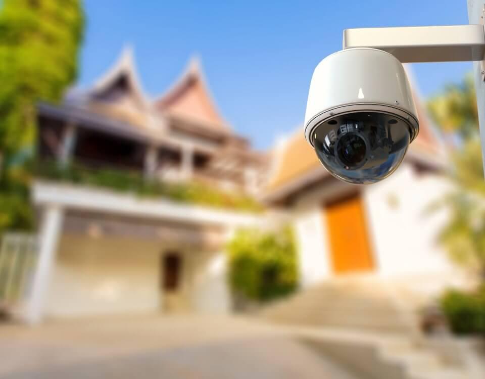 Videoüberwachung für die Kriminalitätsbekämpfung