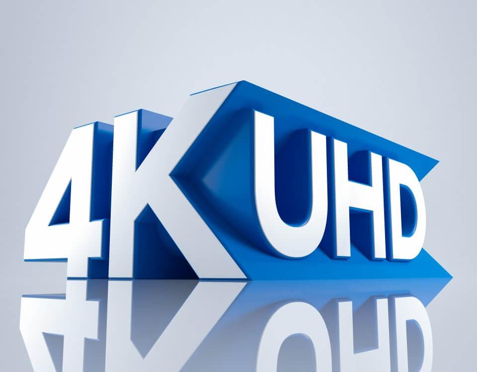 4K UHD Kamera