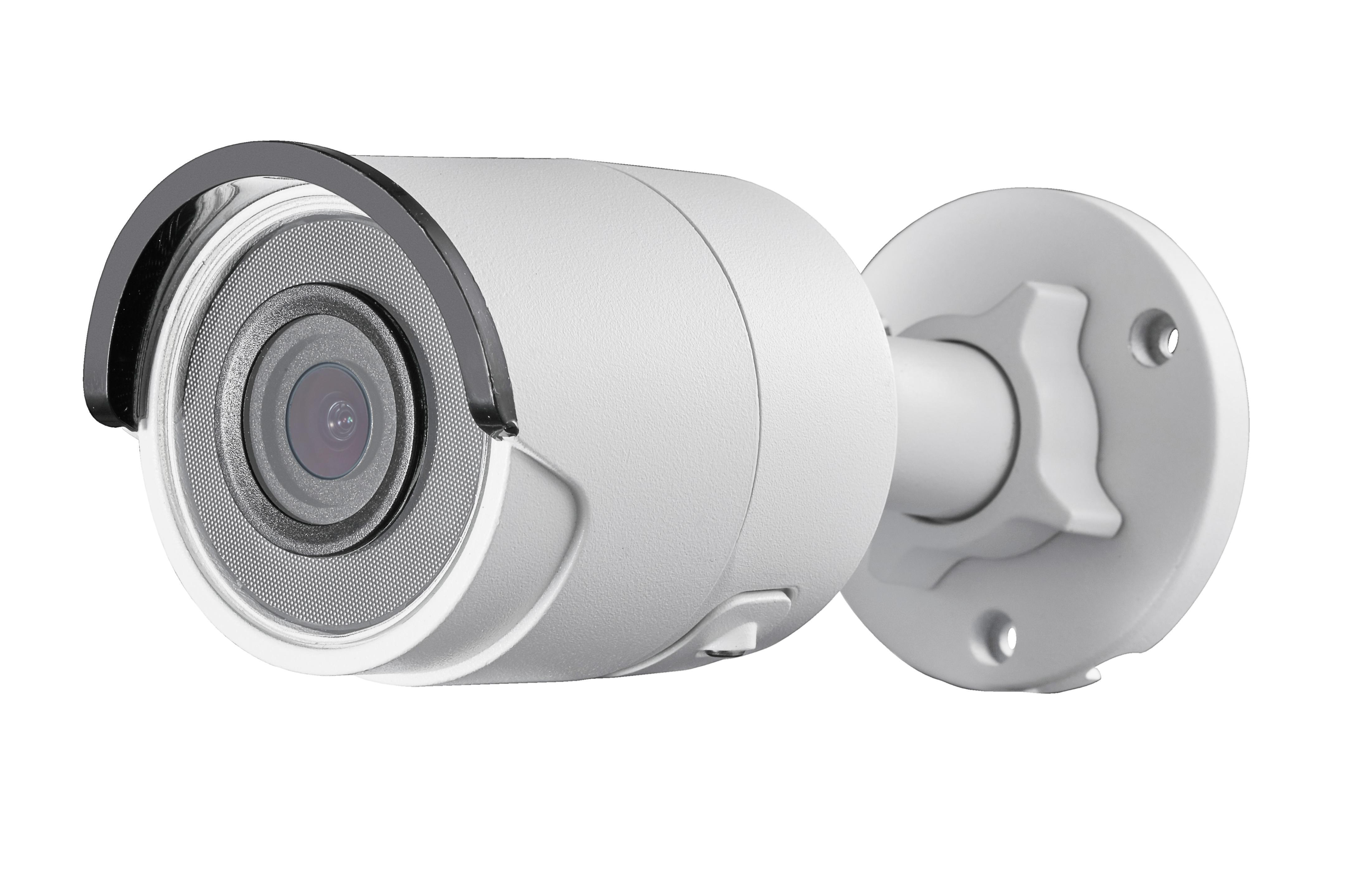 Hikvision DS-2CD2045FWD-I(4mm) IP Bullet Kamera powered by Darkfighter