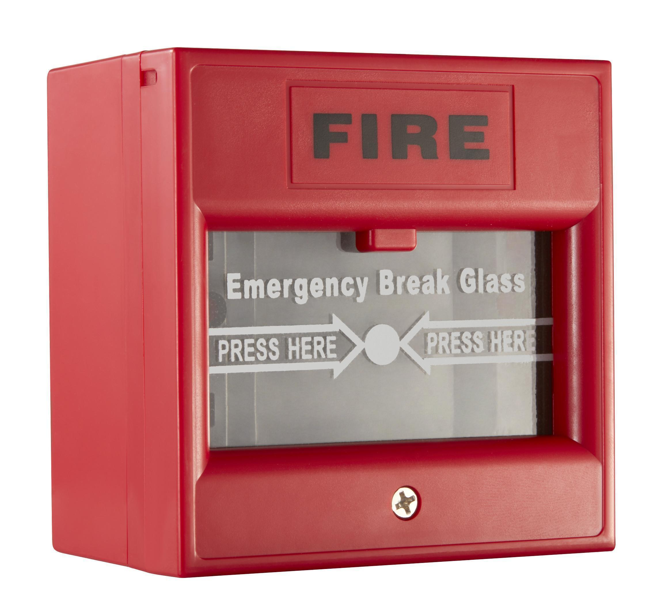 Hikvision DS-K7PEB Emergency Break Glass
