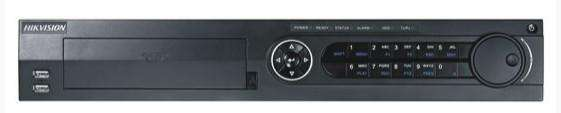 Hikvision DS-7332HGHI-SH Analog HD-TVI Recorder