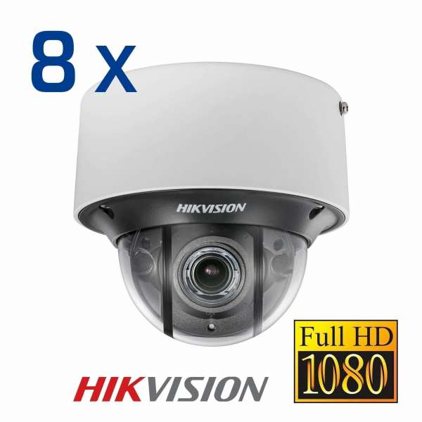 Hikvision DS-2CD4D26FWD-IZS(2.8-12mm) Kamera set